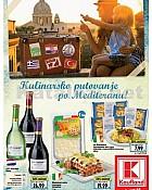 Kaufland katalog Kulinarska putovanja po mediteranu