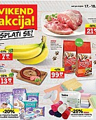 Konzum vikend akcija do 18.9.