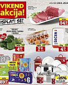Konzum vikend akcija do 25.9.