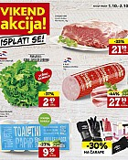 Konzum vikend akcija do 2.10.