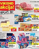 Konzum vikend akcija do 4.9.