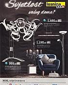 Lesnina katalog Svijetlost vašeg doma