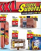 Lidl XXL Super subota 17.9.