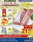 Metro katalog prehrana Osijek do 5.10.