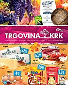 Trgovina Krk katalog rujan 2016