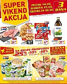 Billa vikend akcija do 16.10.