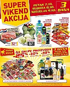 Billa vikend akcija do 9.10.