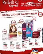 DM katalog Express listopad 2016