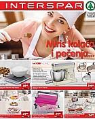 Interspar katalog Miris kolača i pečenja