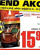Interspar vikend akcija do 9.10.