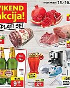 Konzum vikend akcija do 16.10.