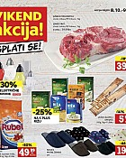 Konzum vikend akcija do 9.10.