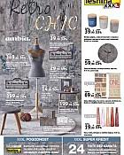 Lesnina katalog Retro Chic