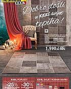 Lesnina katalog Tepisi listopad