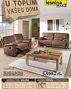 Lesnina katalog Toplina vašeg doma