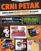 Harvey Norman katalog Crni petak