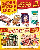 Billa vikend akcija do 27.11.