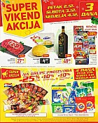 Billa vikend akcija do 4.12.