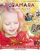 Bubamara katalog Božić 2016