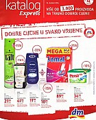 DM katalog Express studeni 2016