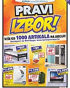 Harvey Norman katalog Pravi izbor