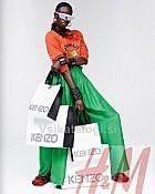 H&M katalog Kenzo