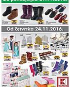 Kaufland katalog neprehrana od 21.11.