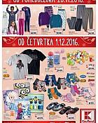 Kaufland katalog neprehrana od 28.11.