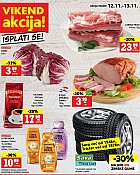 Konzum vikend akcija do 13.11.