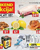 Konzum vikend akcija do 4.12.