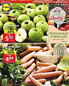 Lidl katalog Tržnica do 23.11.