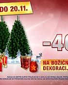 Metro vikend akcija do 20.11.