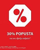 NKD akcija -30% na dječju odjeću