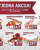 Pivac katalog Tjedna akcija do 27.11.