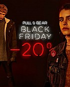 Pull & Bear akcija Black Friday