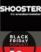 Shooster akcija Black Friday