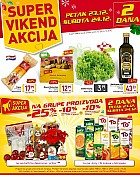 Billa vikend akcija do 24.12.