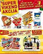 Billa vikend akcija do 11.12.