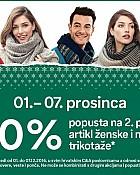 C&A akcija -50% popusta na drugi proizvod trikotaže