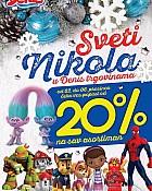 Denis akcija -20% igračke