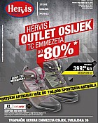 Hervis katalog Outlet Osijek do 3.1.