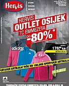 Hervis katalog Outlet Osijek do 20.12.