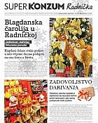 Konzum katalog Radnička do 26.12.