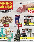Konzum vikend akcija do 11.12.