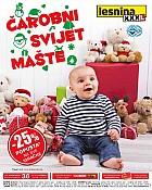 Lesnina akcija -25% na igračke