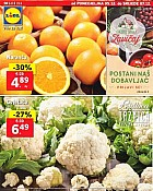 Lidl katalog Tržnica do 7.12.