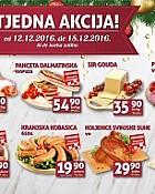 Pivac katalog Tjedna akcija do 18.12.