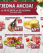 Pivac katalog Tjedna akcija do 25.12.