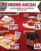 Pivac vikend akcija do 18.12.