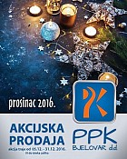 PPK Bjelovar katalog prosinac 2016